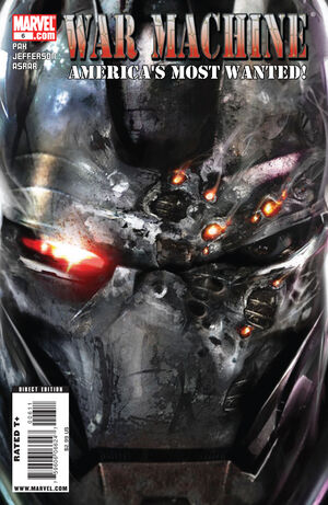 War Machine Vol 2 6