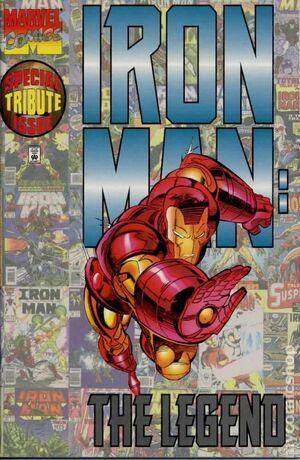 Iron ManTheLegend