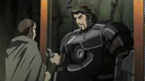 Iron Man Anime Episode 4 - Clip 1