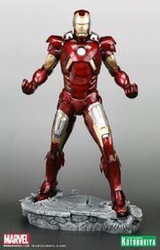 Iron man vii