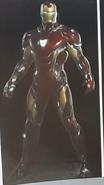 Iron man mark 85 (original design)