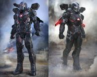 War machine mark 4 and mark 5