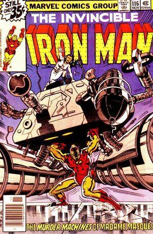 Iron Man Vol 1 116