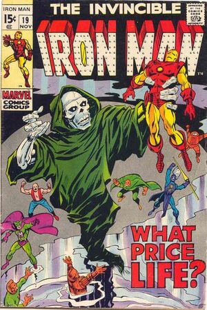 Iron Man Vol 1 19