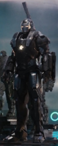 War Machine mk 1 movie