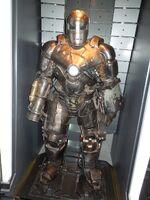 IronMan MarkI movie suit
