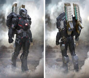 War Machine Mark V (veritech based)