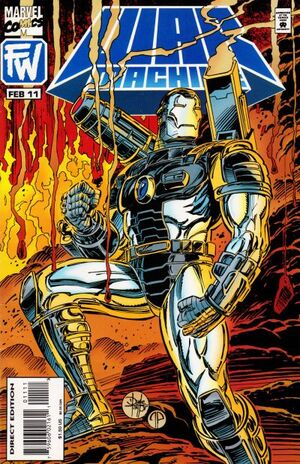 War Machine Vol 1 11