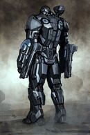 War Machine (granov design, back)