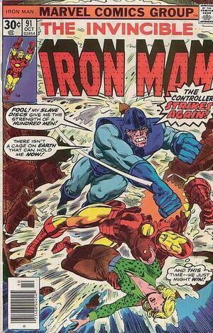 Iron Man Vol 1 91