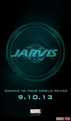 Marvel's Iron Man 3 - JARVIS: A Second Screen Experience