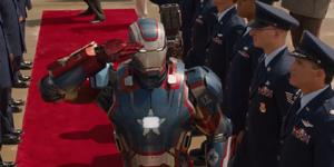 War Machine salutes