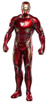 Iron man mark 50 full body