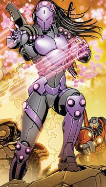 Sasha Hammer (Earth-616)