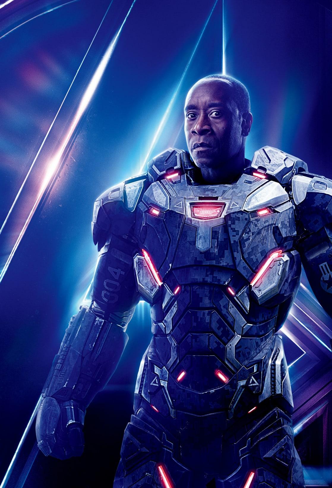 Marvel Avengers Civil Infinity War Vision Iron Man Mark Captain Hawkeye Figure