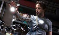 Tony Stark-Suit Test