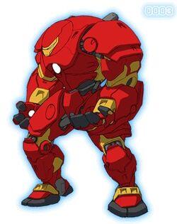 Hulkbuter armour