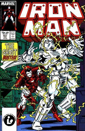 Iron Man Vol 1 221