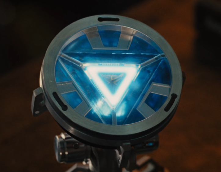 Image result for arc reactor
