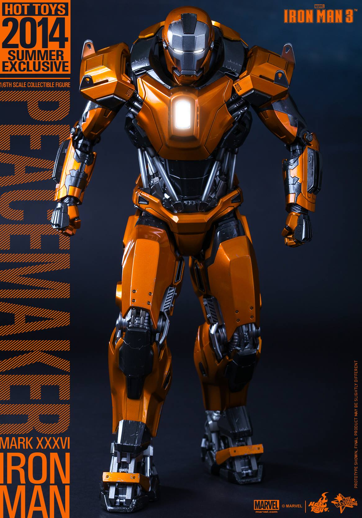 Iron Man Mark 36 Peacemaker Image - Mark 36~03.jpg...