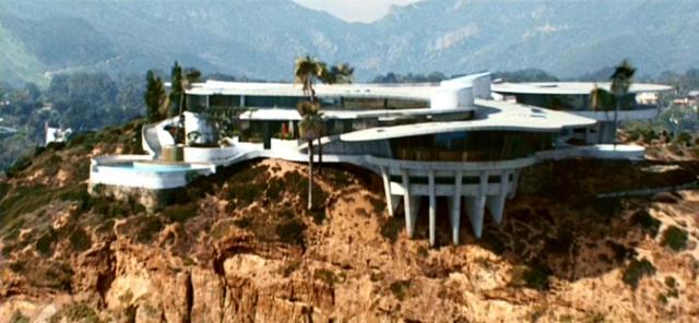 stark mansion - Iron Man House