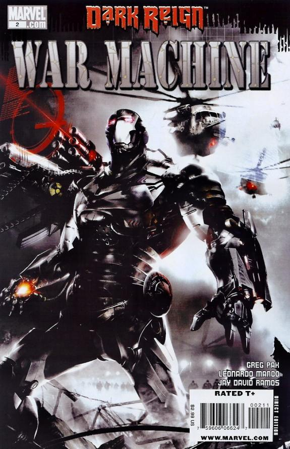 War Machine Volume 2 2 | Iron Man Wiki | FANDOM powered by Wikia