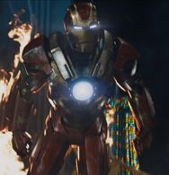 Iron Man Armor MK XVII (Earth-199999) from Iron Man 3 (film) 002