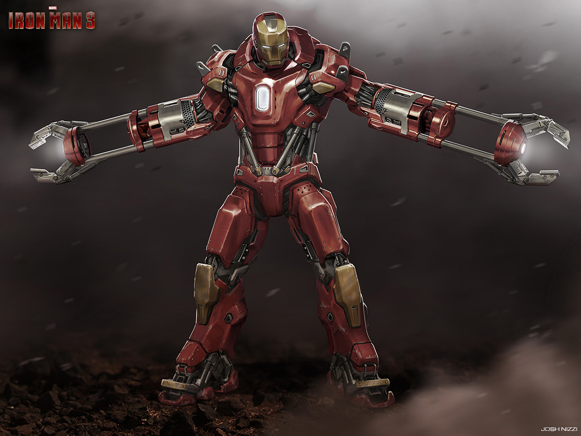 Red Snapper Iron Man