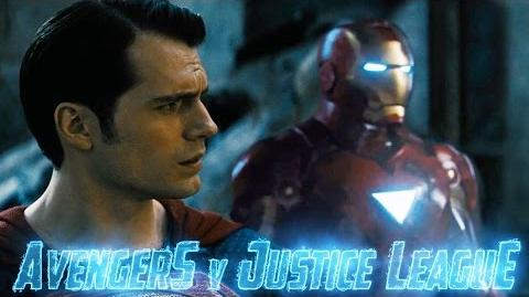 Avengers v Justice League Announcement Fan Trailer