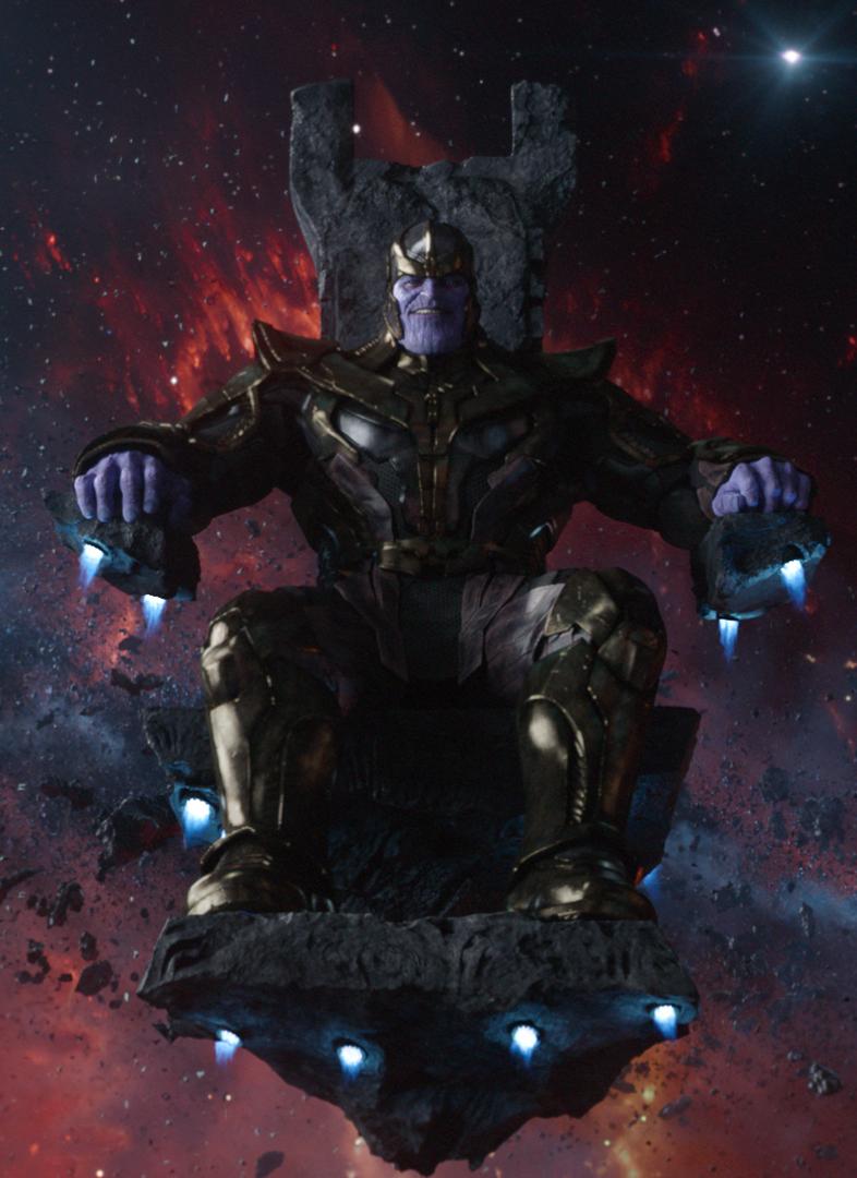 Thanos (movies) | Iron Man Wiki | FANDOM powered by Wikia