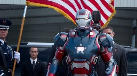 Iron Man 3 Teaser Trailer UK - Official Marvel HD