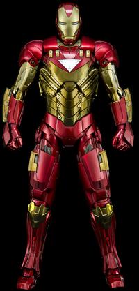 Modular armor (mcu version)
