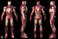 Iron man mark vii armored suit 3d model by scarlighter-d55p5u9