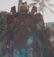 Iron Man Armor MK VII (Earth-199999) from Iron Man 3 (film) 001