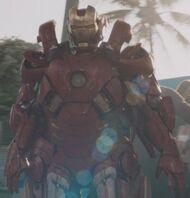 Iron Man Armor MK VII (Earth-199999) from Iron Man 3 (film) 001