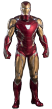 Iron man mark 85 full body