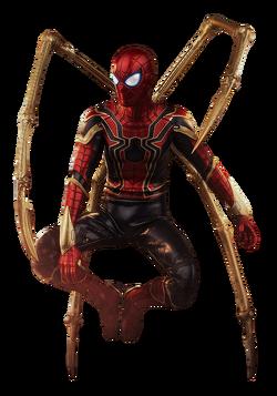 Iron spider 17-A