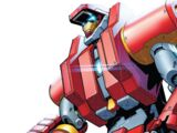 Fin Fang Foom Buster Armor