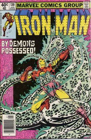 Iron Man Vol 1 130