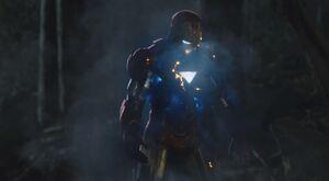 Avengers - Iron Man 002