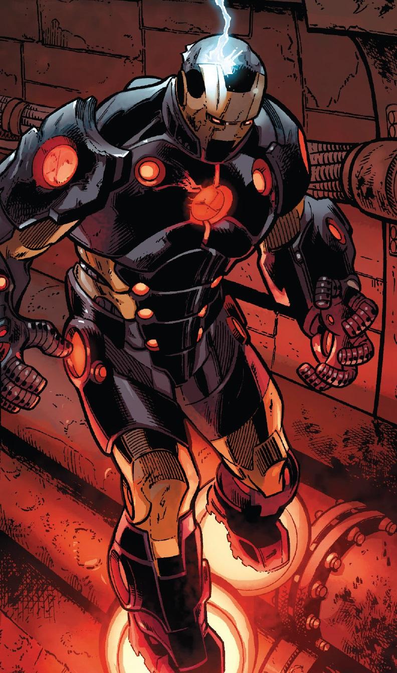 Model 50 Iron Man Wiki Fandom Powered By Wikia