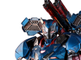 Iron Patriot Armor Mark II
