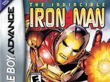 The Invincible Iron Man (game)