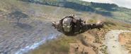 War Machine (Micro bombing run)