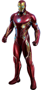 Iron man avengers infinity war png by gasa979-dc5nh19