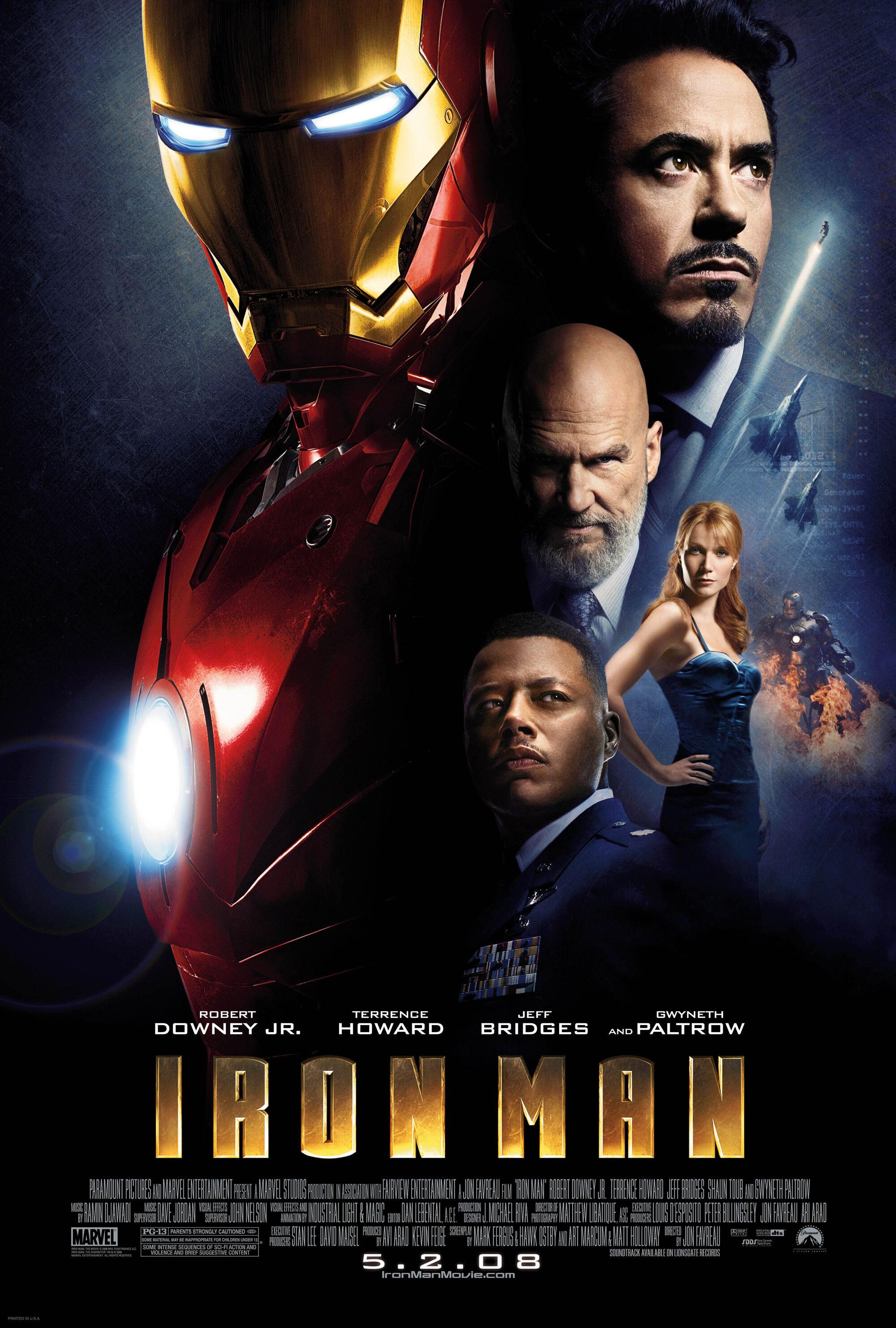 Iron Man (film) | Iron Man Wiki | FANDOM powered by Wikia