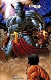 Iron Man -7 Death's Head