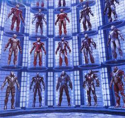 Hall-of-armors