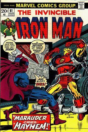 Iron Man Vol 1 61