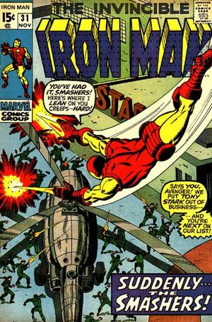 Iron Man Vol 1 31